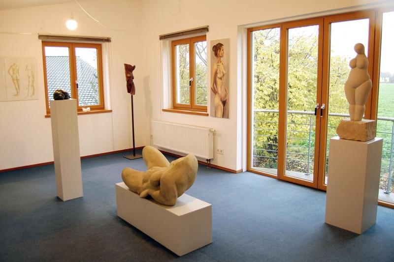 Atelier-Ausstellung Adensen 2019