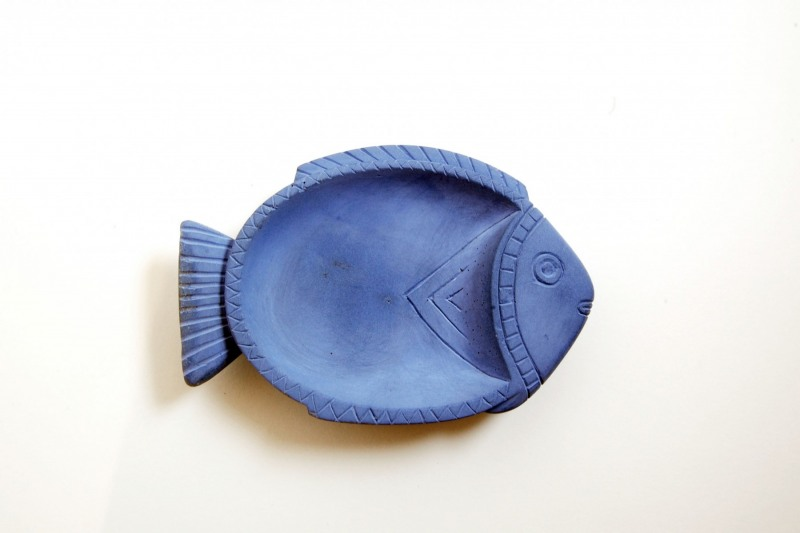 Fisch, Steinguss, 82,-€