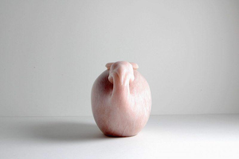 Ibis Speckstein, H 9,5cm, L 18cm, 490,-€